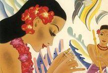 Vintage Art & Illustration