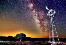 barns & windmills