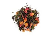 Tea Flavors / We offer the finest teas and herbal blends from all over the world.