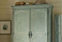 Armoires and China Cupboards