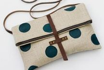 Purse it to me! / DIY bag inspiration. Patterns and Tutorials.