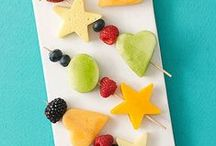 Kid Food / Food my son will love. / by Rebecca Wells-Prairie Palate
