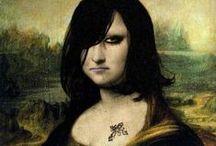 the New Mona