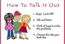 ⌾Child Counseling: Social and Behavior Skills / Social skills building, sensory issues, and behavior skills for children