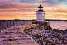 New England / by Mindi Stuart