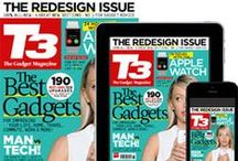 Subscribe to T3 magazine / Choose from the print, digital, or the Complete Print + Digital package, from only £13.99