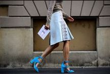 Shoes: The Edit / From the taxi–essential stilettos to the latest loafers. You will always need more shoes.