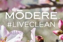 #LiveClean With Modere / Showcasing Modere's range of safe, modern lifestyle products. Stylish. Safe. Smart.  / by Brocantehome - Vintage Lifestyle