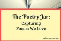Poetry Tea Time / We love Poetry in our Homeschool...poetry teatime, poetry books, poetry writing, poetry enjoyment.  This board collects all the poetry inspiration in one place.