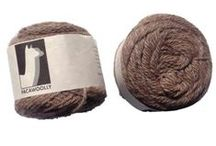 Alpaca Yarns / Our collection of Alpaca yarns - including single-origin eco-yarns and beautiful Alpaca blends