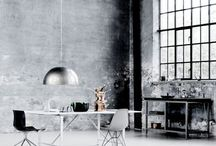 Art Studio + Office / Interior design and inspiration for the Zerospace design studio and office