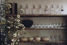 HOME: White/French kitchen