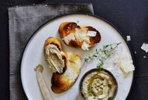 FOOD {savoury recipes}