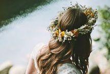 STYLE: Flowers in my Hair