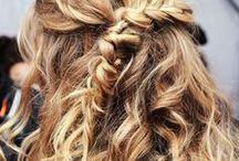 Hair / by Tiffanie Woods