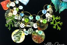 Jewelry Art / by Marcy Kaminski