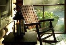 Sun Rooms and Porches / by Kimberly Keith Stanley