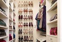 Closet // Dare to Dream / by Janet Bachelder