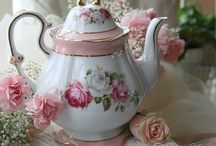 Lovely Tea pots and More / by Kimberly Keith Stanley