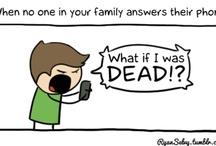 Oh, hilarity! / Things that make you (well, me) go ha...haha...hahahahaha :)