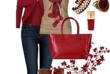 Stylin' and profilin': Fall/Winter Attire  (complete outfits) / by Kim Lee