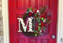 Wreath Ideas / by Nicki Allevato