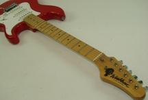 BABY JANE FOREVER / Second Life Of My Guitar Named 'BabyJaneForever'