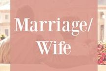 Marriage and Wife / Marriage, married life, marriage advice, marriage tips, wife, being a wife, Christian wife, Godly wife, Christian marriage advice, tips for wives, being married, best marriage advice, tips for a strong marriage, family, family life, advice for wives, loving your husband, building a strong marriage