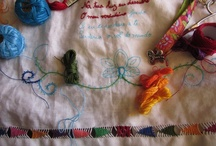 My embroidery classes