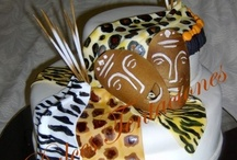 Cake decorating ideas / by Royce Piro