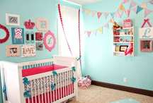 Nurseries & Baby Spaces / by Jenny Sims