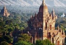 Myanmar Travel Guide / Myanmar Travel: After travelling to Burma I discovered most of my preconceptions were wrong, it's not as challenging as it seems. It's now one of my favourite Southeast Asian countries. Check out these great articles about top destinations, itinerary ideas, things to do, places to visit, adventure guides, packing lists and money saving tips to enjoy Myanmar! Featuring Yangon, Mandalay, Hwipaw, Bagan, Inle Lake, beaches and more.