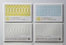 INSPIRATION: Business Cards