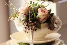 Table Centerpieces~  / by Kimberly Keith Stanley