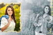 High School Senior Pictures / Samples of our studio's high school senior portrait work.