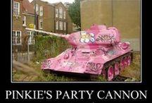 Pinkie Pie Party / by ewobnerak
