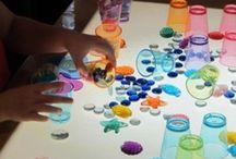 Light Table Play