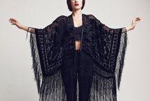 Boho Goth / Goth + Hippy - Boho Chic Clothing / summer festival style inspiration  / by Dazy Graves