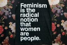 Feminism: A Community