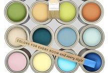 House_Paint Colors / by Janet Bachelder