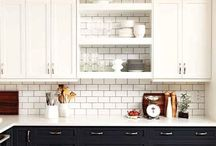 kitchen inspiration / by Brooklyn