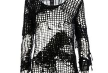 Tops and Shirts / Goth Style: Tops, Shirts, T-shirts, Vests, Cardigans, Wraps, Kimonos etc. / by Dazy Graves