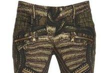 Trousers - Pants / Goth Chic leg-wear  / by Dazy Graves