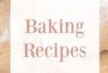 Baking Recipes / baking recipes, bread recipes, homemade bread, muffin recipes, quick bread recipes, how to make bread, how to bake bread, gluten free bread, gluten free baking, how to back gluten free bread, rolls, roll recipes, baking bread