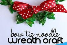 Holiday Fun / activities and crafts for holidays