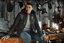AW14 Mens Heritage - Hunting Lodge / Introducing the Hunting Lodge capsule by Barbour Heritage.  A quirky take on some of the oldest country pursuits synonymous with the British countryside.   / by Barbour