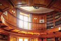 Lavish Libraries / by Morgan Dub Karpo