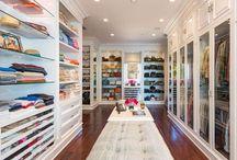 Closets & Laundry / by Morgan Dub Karpo