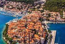 Croatia Travel Guide / Croatia Travel: One of my favourite places in the world! Beautiful Mediterranean beaches, historical old towns, budget friendly, and 1185 islands to explore makes this place the ultimate vacation destination in Eastern Europe. Include the top destinations in your itinerary such as Dubrovnik, Hvar, Zagreb, Plitvice and Pula. But save some time to get lost in the more off-the-beaten-path places and paradise islands.