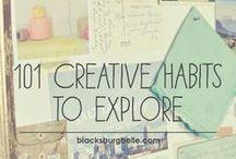 Gettin Creative / by Rachel Bailey